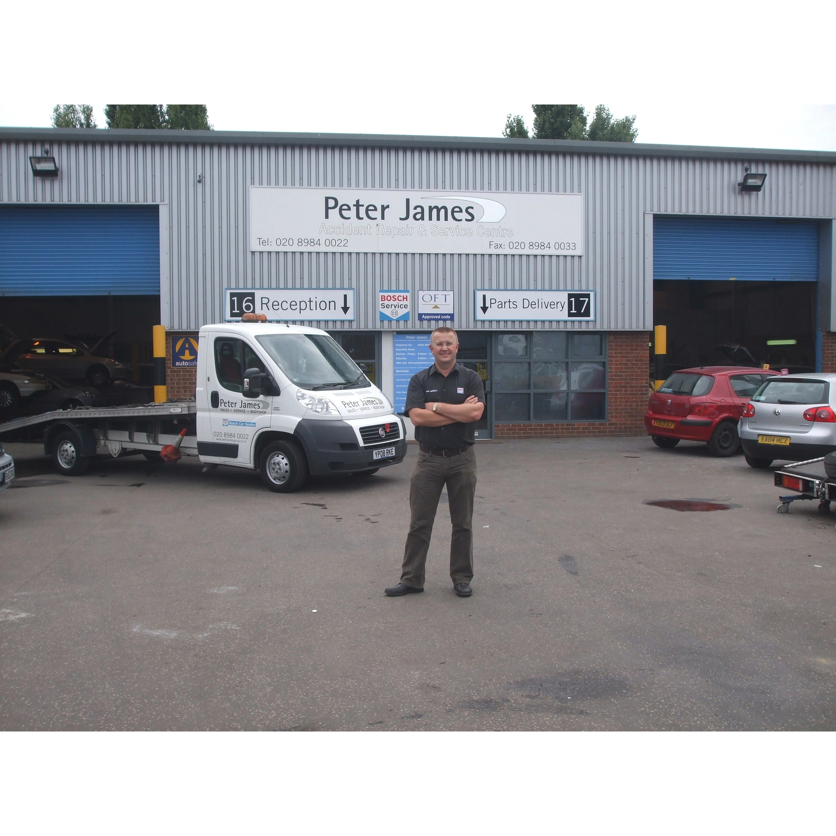 Peter james motor group motor vehicle mechanics in for James motor company used cars