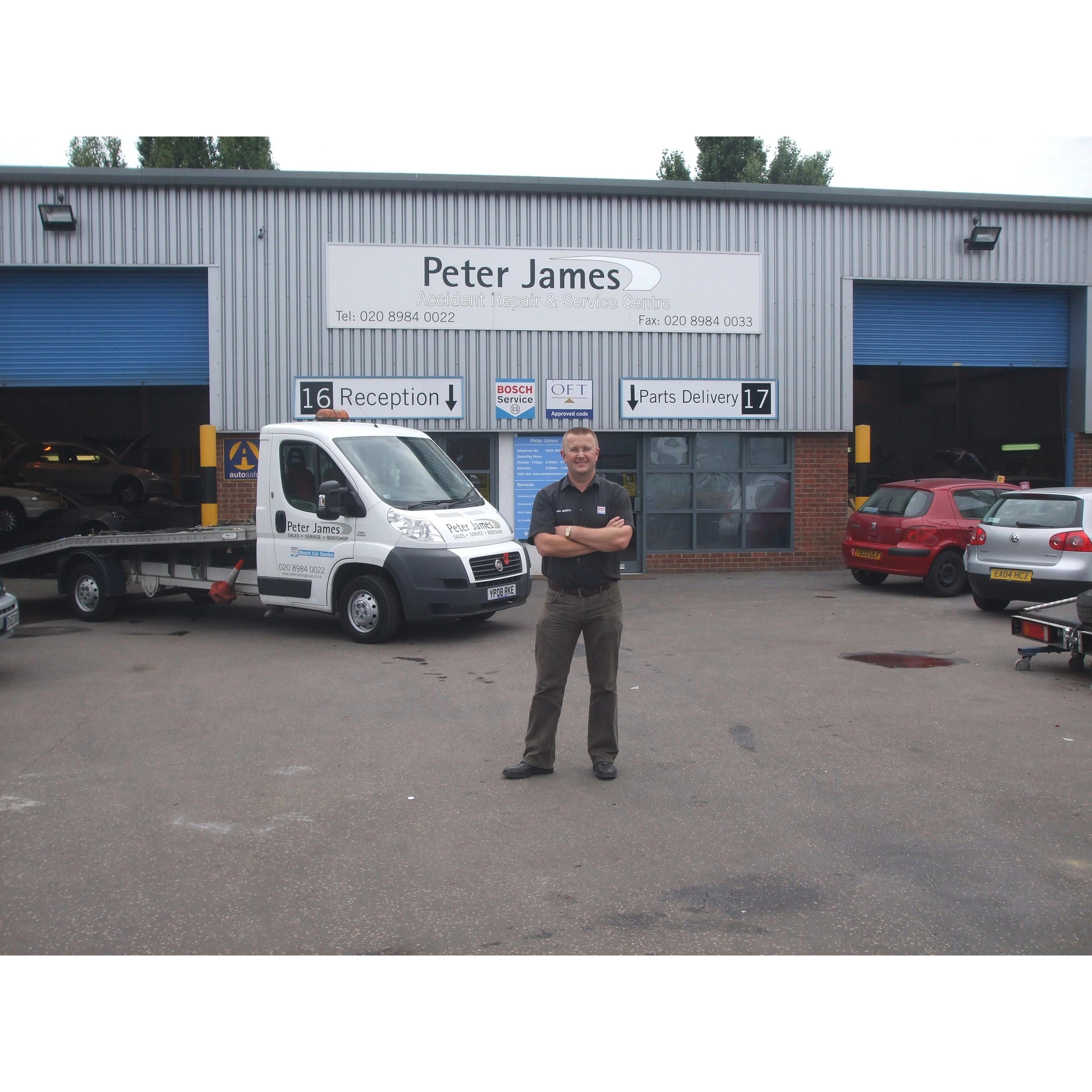 Peter James Motor Group - Dagenham, Essex RM10 8YT - 020 8592 3887 | ShowMeLocal.com