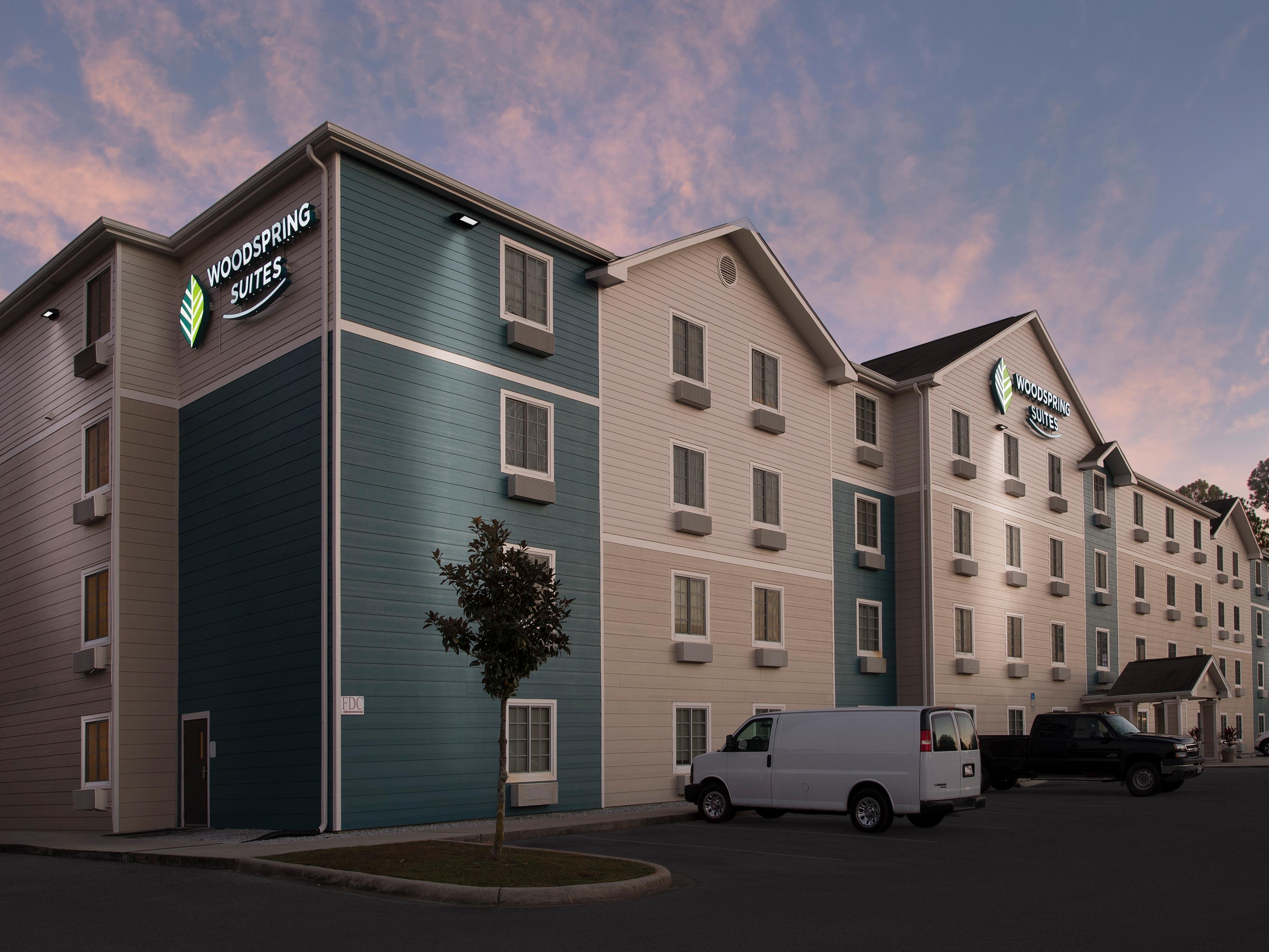 WoodSpring Suites Pensacola Northeast image 7