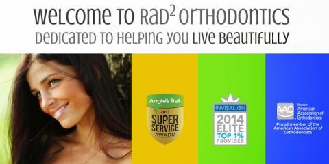 Rad Orthodontics - ad image