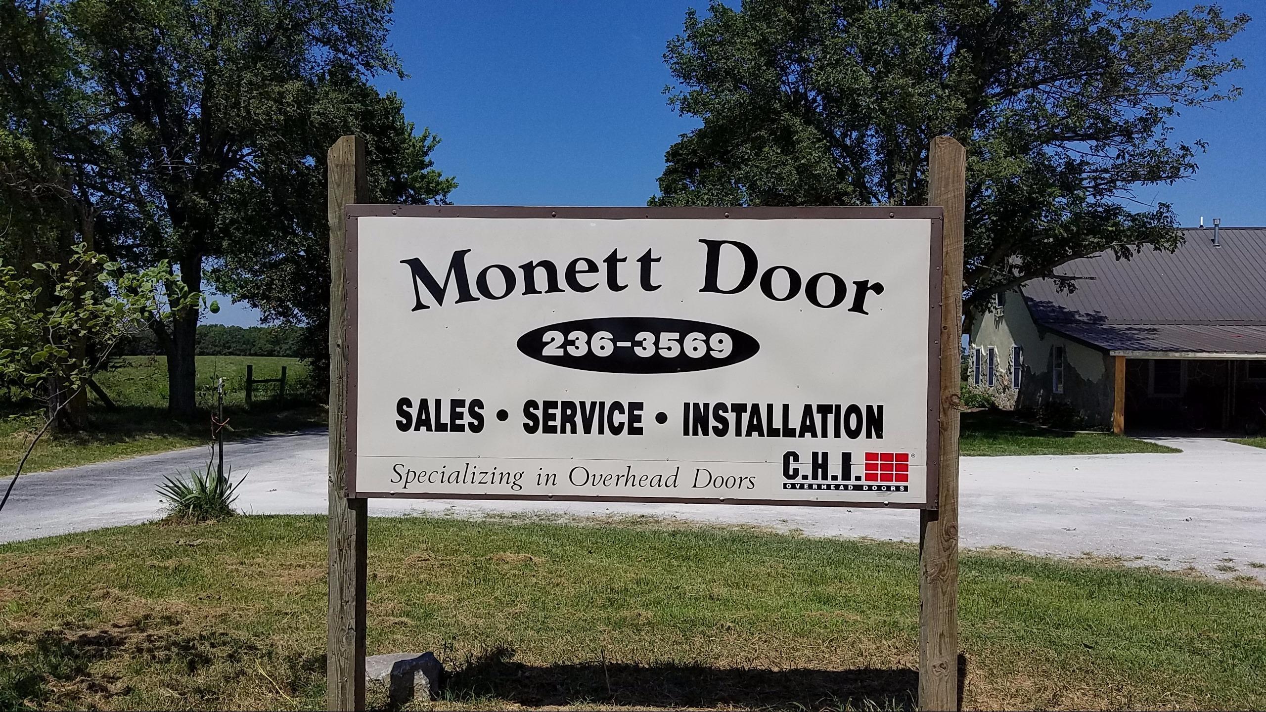 Monett Door image 1