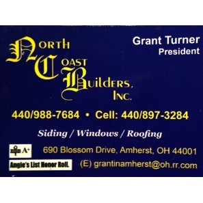 North Coast Builders - Amherst, OH - Home Centers
