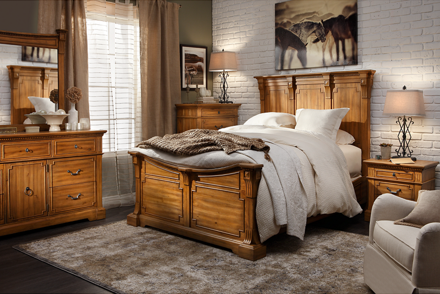 Bedroom expressions in fort wayne in whitepages for Bedroom furniture nearby