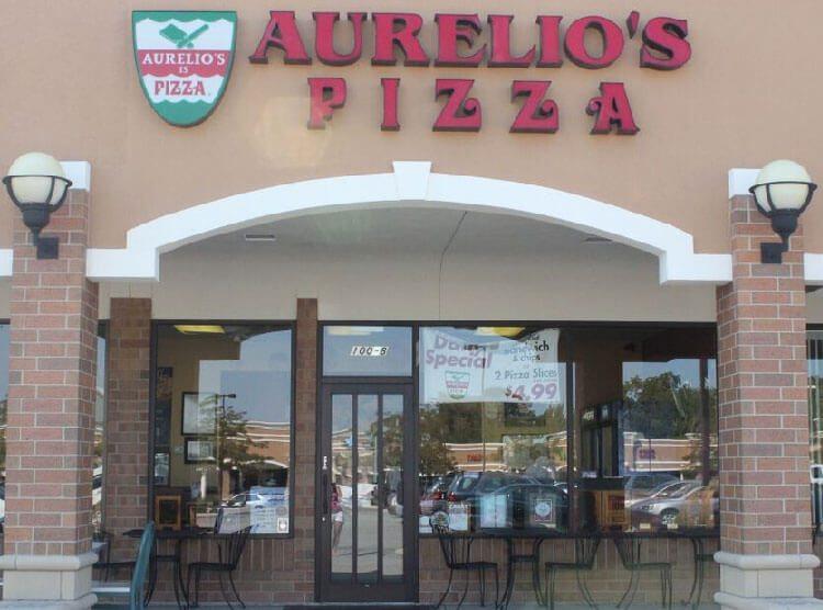 Aurelio's Pizza image 0