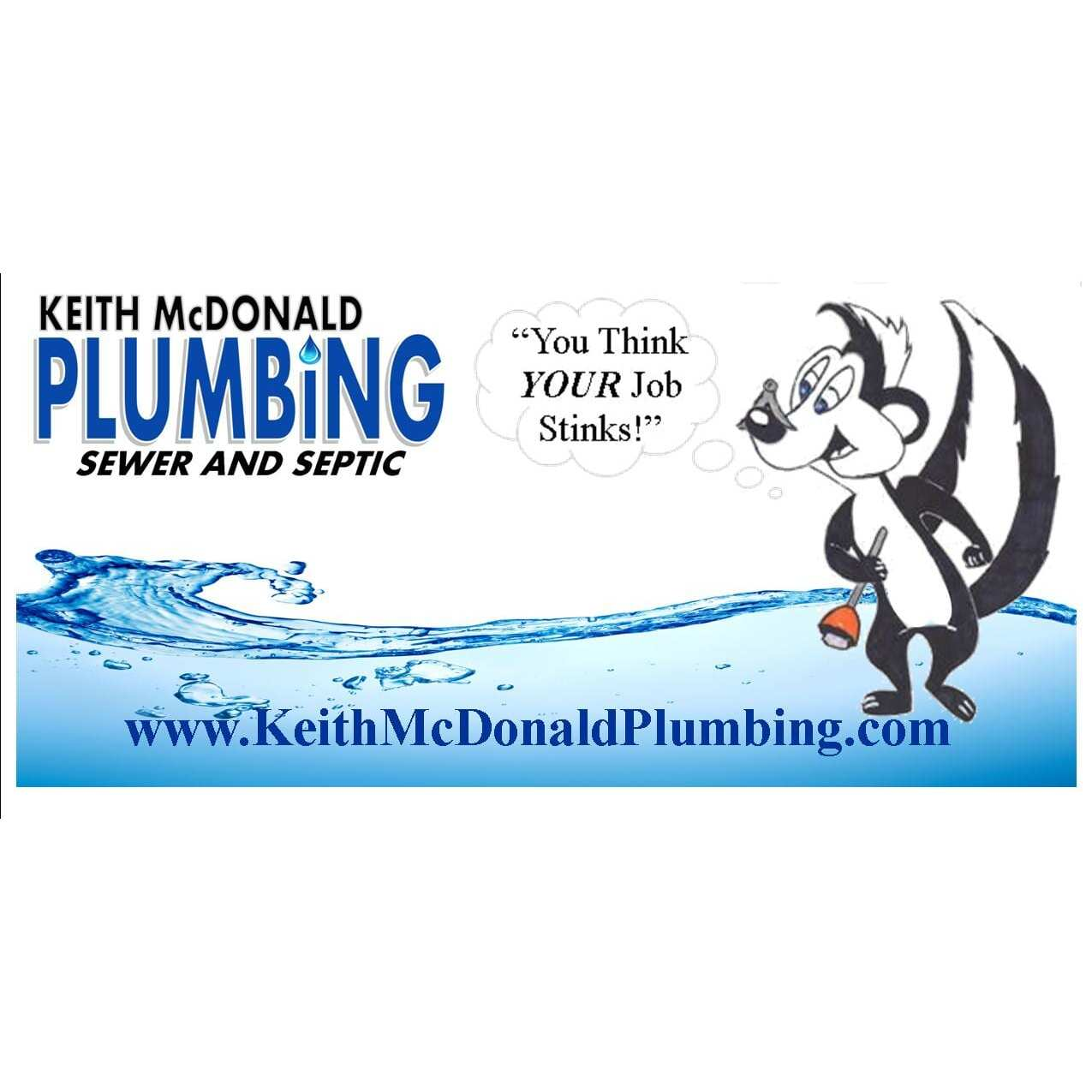 Keith McDonald Plumbing Sewer & Septic image 0