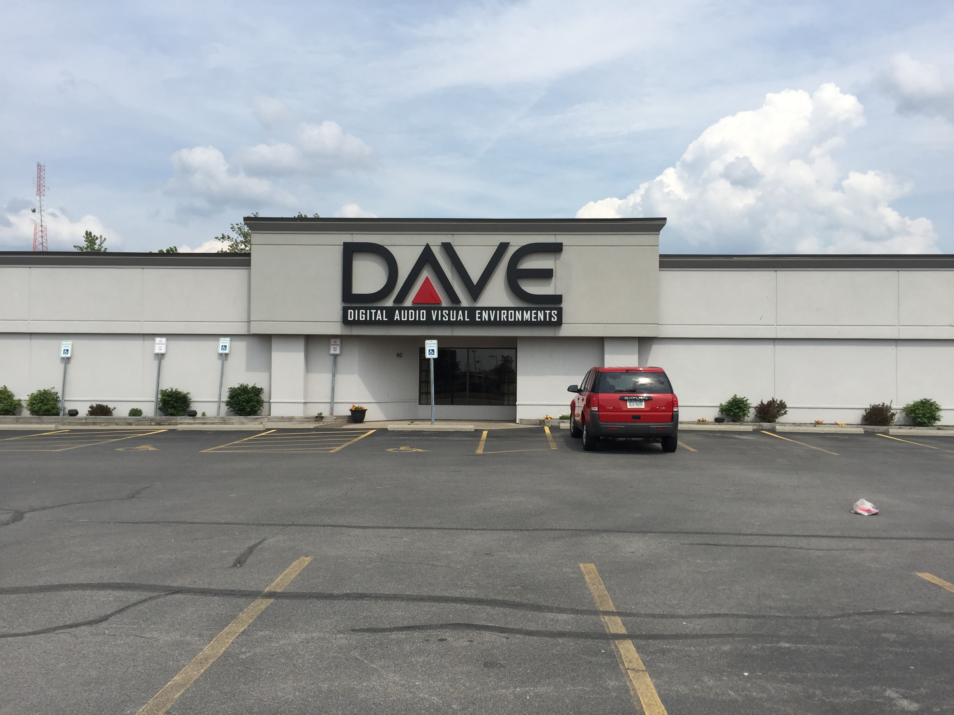 DAVE Digital Audio Visual Environments  (formerly Dave Lane's StereoShop) - Rochester, NY