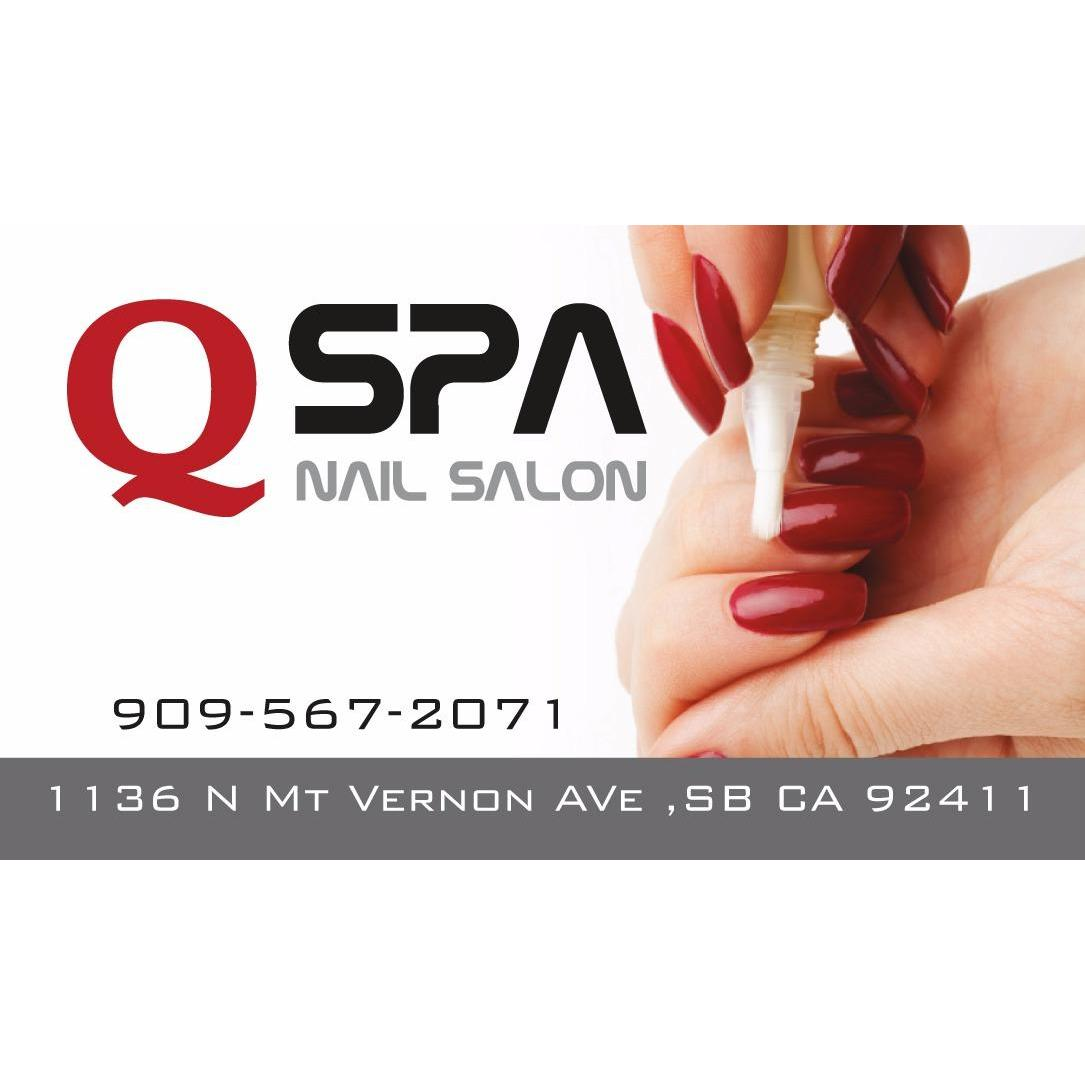 Q spa nail salon san bernardino ca company profile for A q nail salon