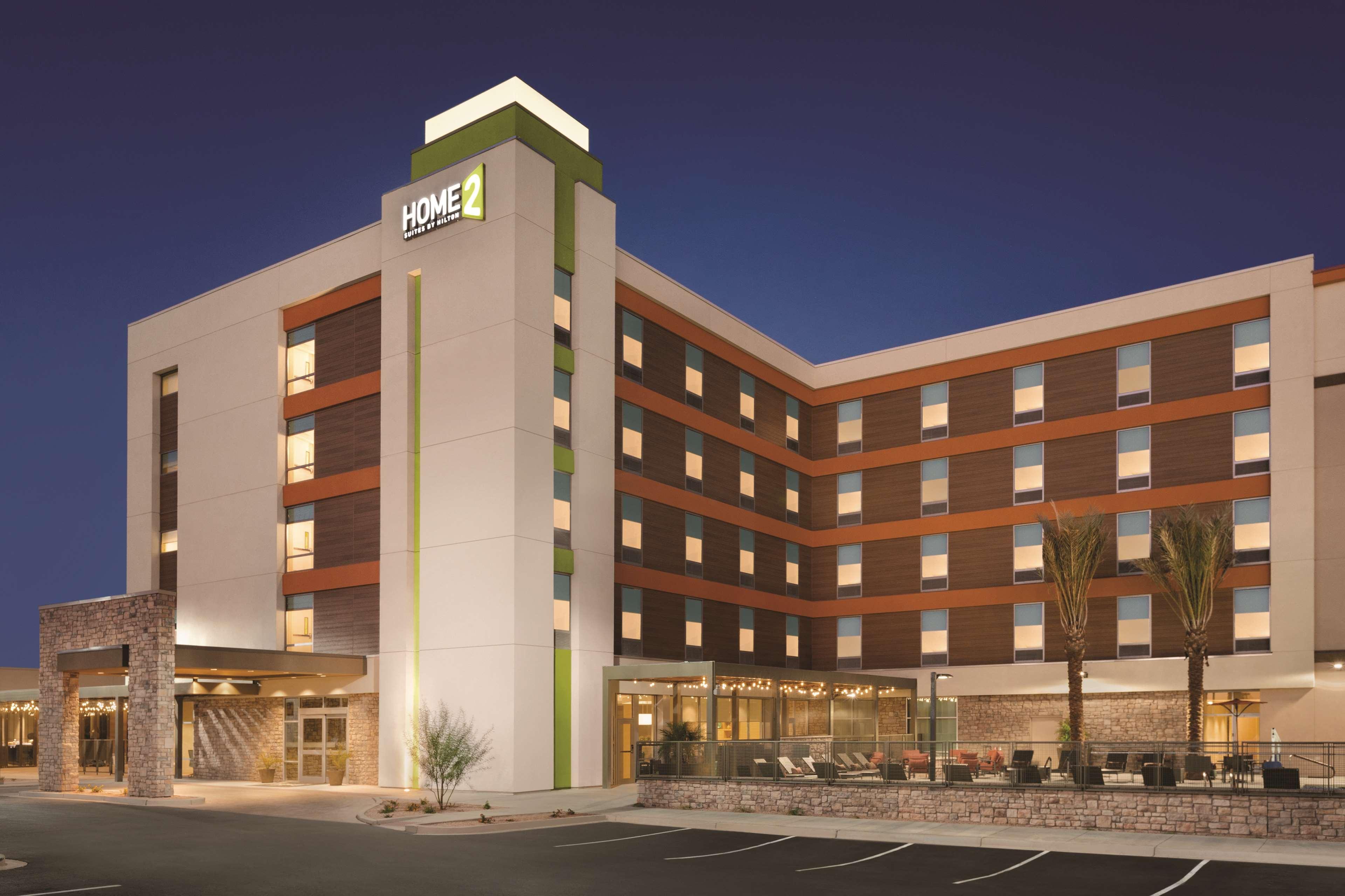 Home2 Suites by Hilton Phoenix-Tempe ASU Research Park image 1
