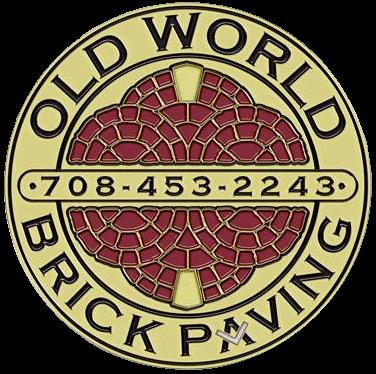 Old World Brick Paving