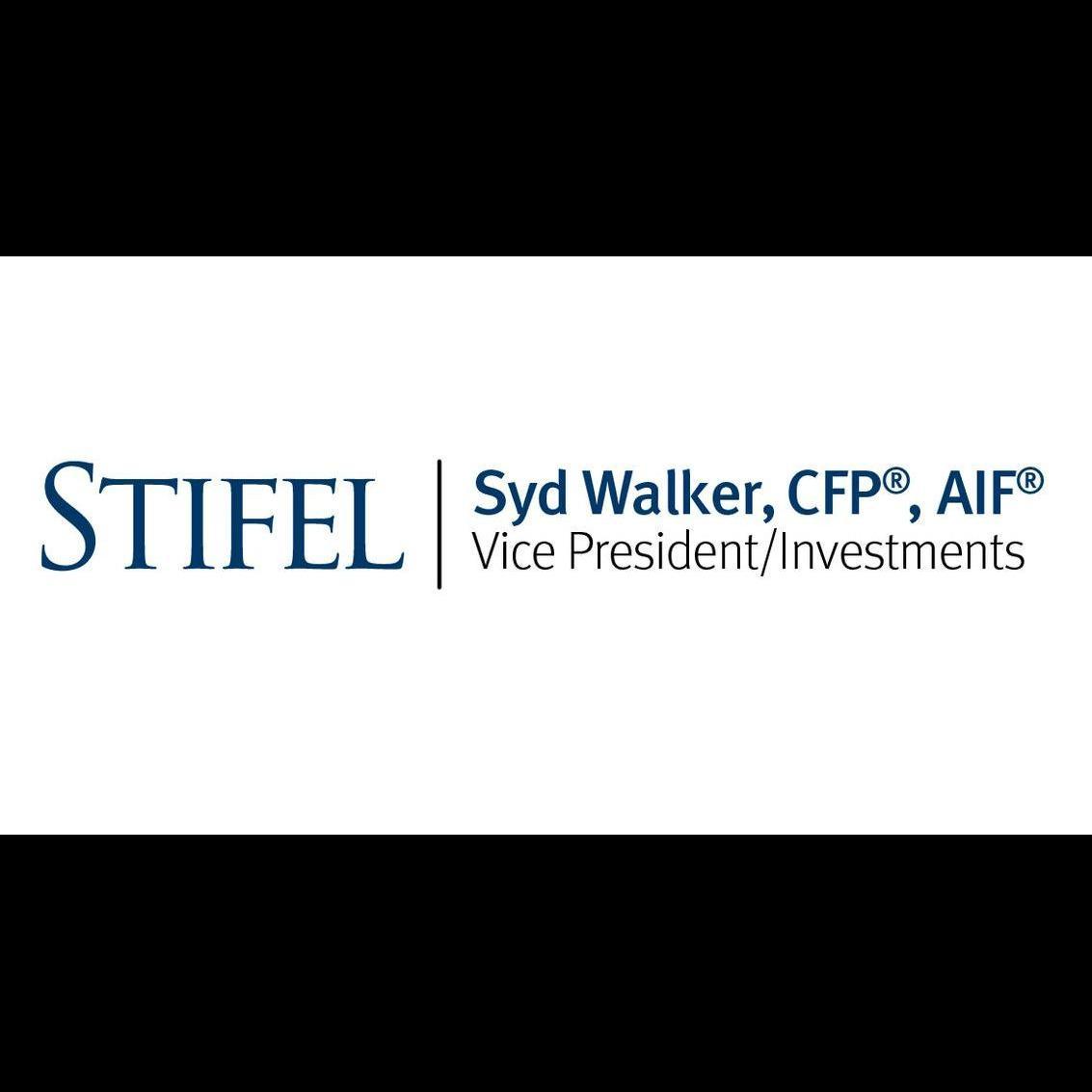 Syd Walker, CFP, AIF - Stifel