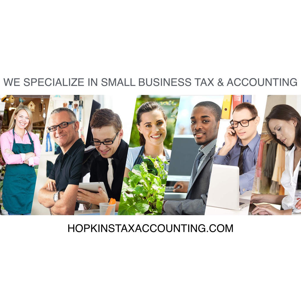 Hopkins Tax  and  Consulting