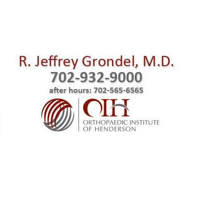 R. Jeffrey Grondel, M.D.