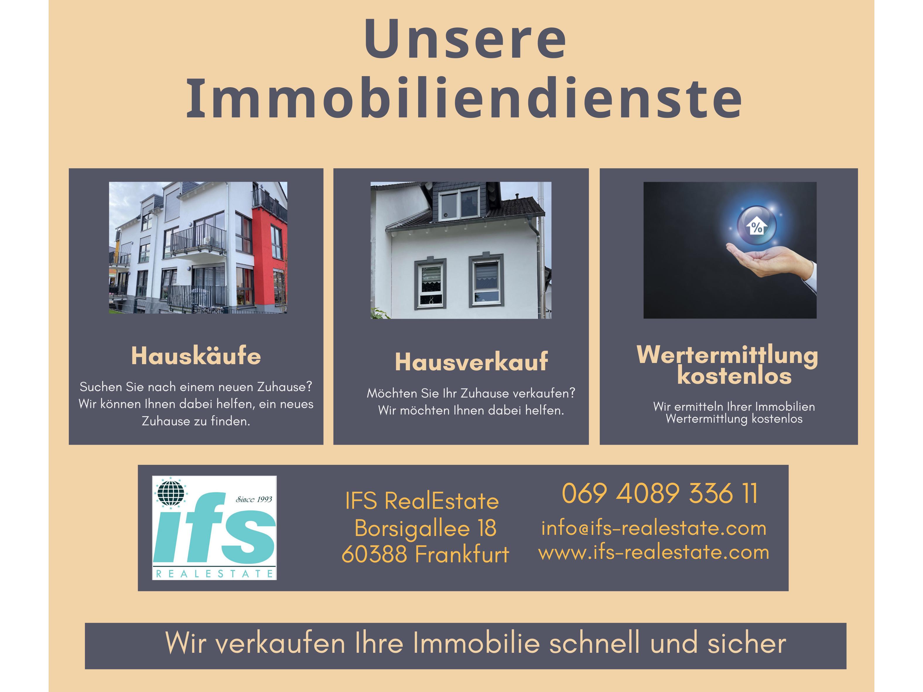 IFS Real Estate   - IFS Internationale Finanz Service GmbH