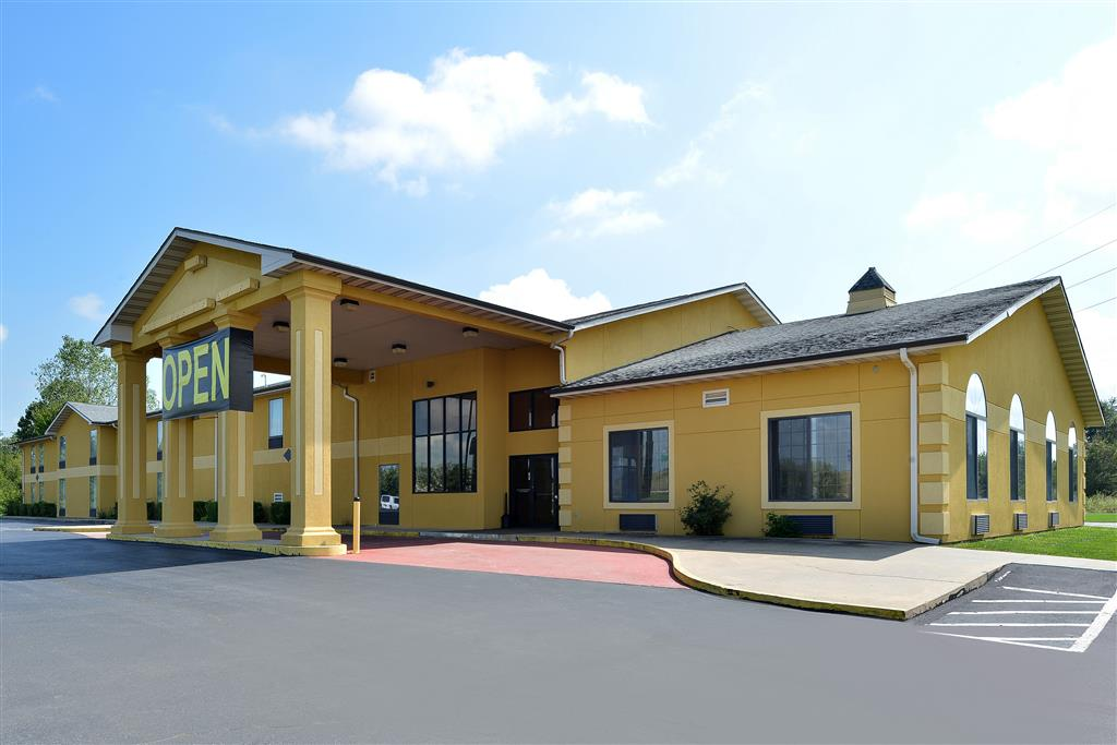 Americas Best Value Inn & Suites Mount Vernon image 1