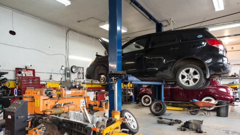 Coast Auto Service in Qualicum Beach