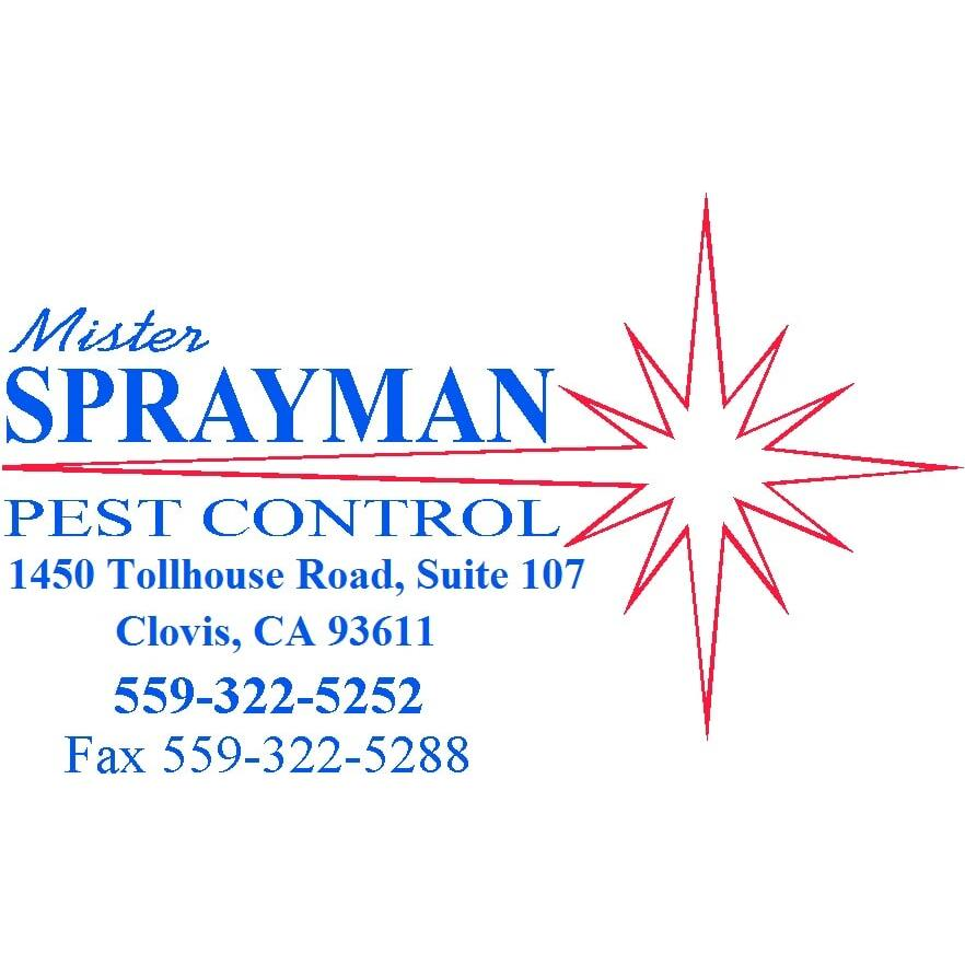 Mister Sprayman Pest Control