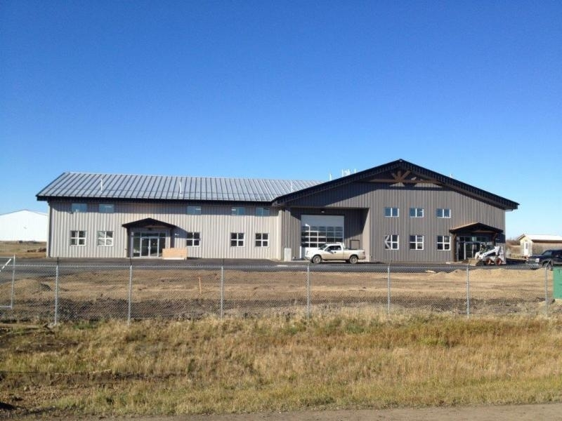 Baron Oilfield Supply in Edson