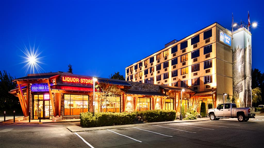 Best Western Plus Barclay Hotel in Port Alberni: BEST WESTERN PLUS Barclay Hotel