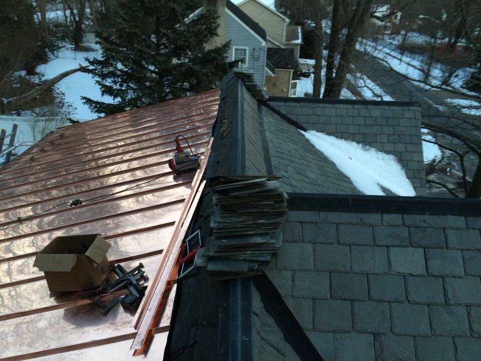 Joey Wildasin Slate Roofing image 2