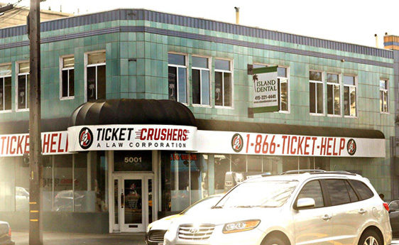 Ticket Crushers, A Law Corporation image 3
