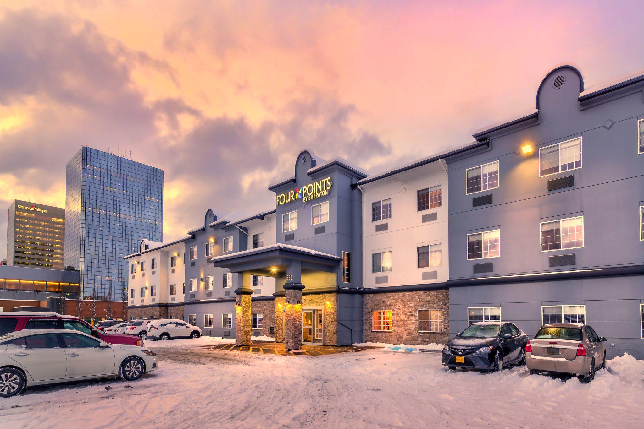Four Points by Sheraton Anchorage Downtown in Anchorage, AK, photo #3
