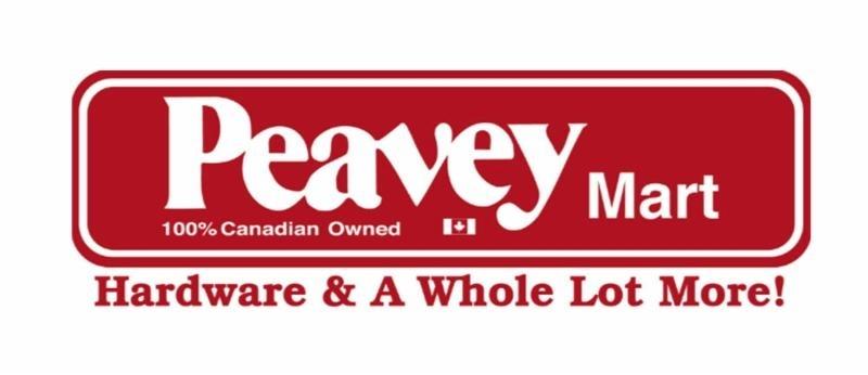 Peavey Mart in Dawson Creek: peavey mart hardware and farm equipment
