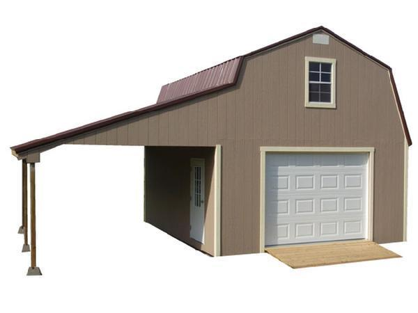 USA PORTABLE BUILDINGS / Amish Made, LLC image 5