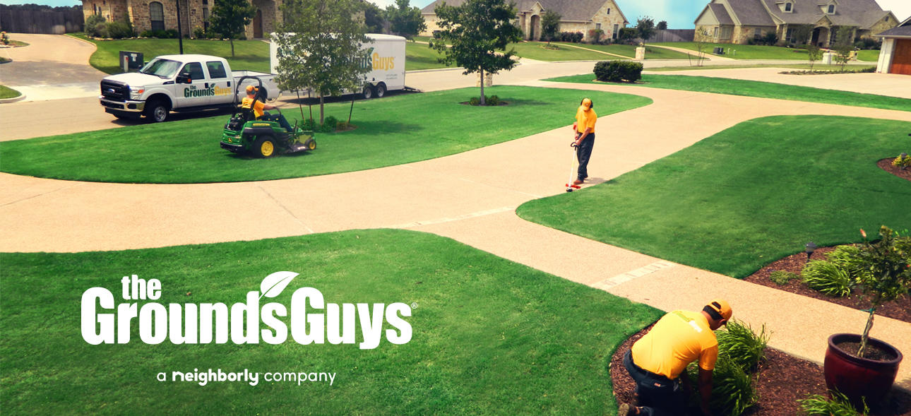 The Grounds Guys of Burlington