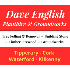 Dave English Planthire & Groundworks