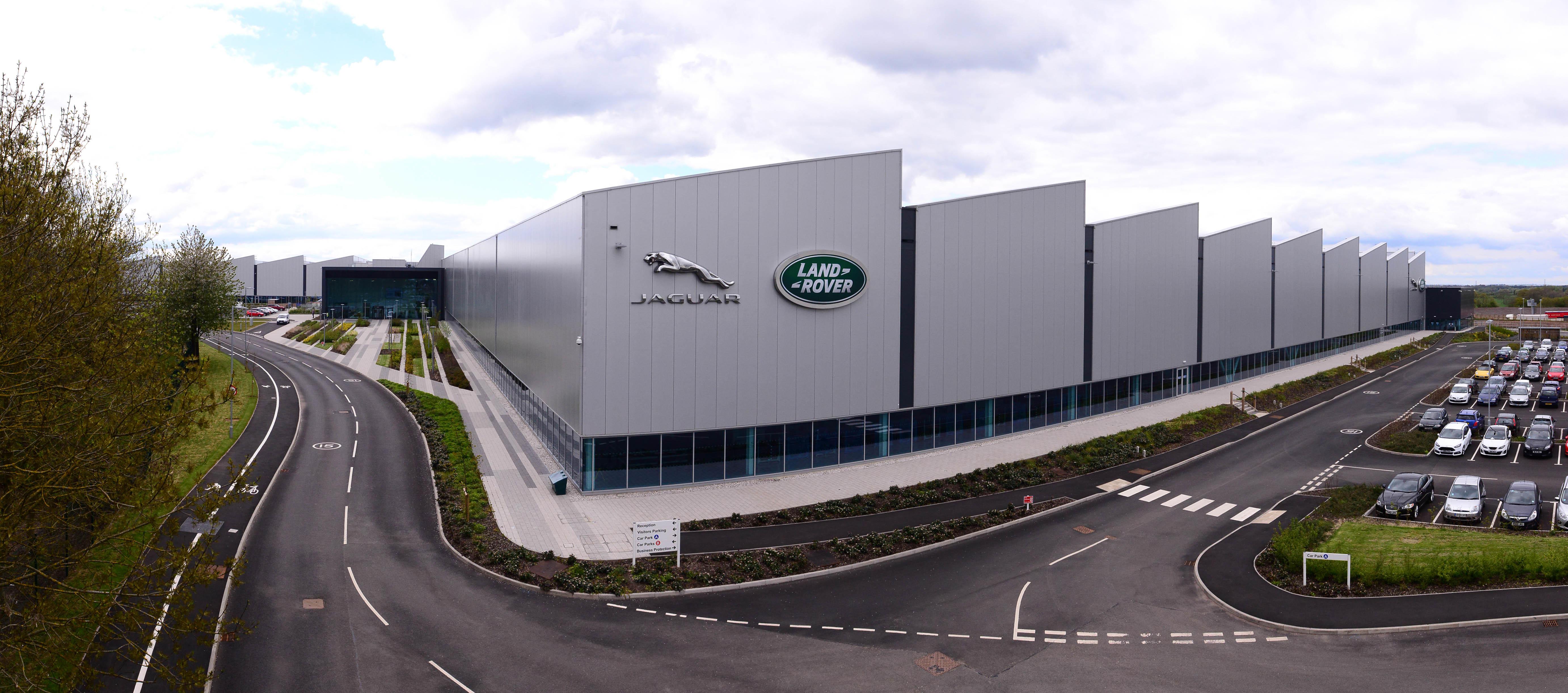 jaguar land rover engine manufacturing centre business. Black Bedroom Furniture Sets. Home Design Ideas