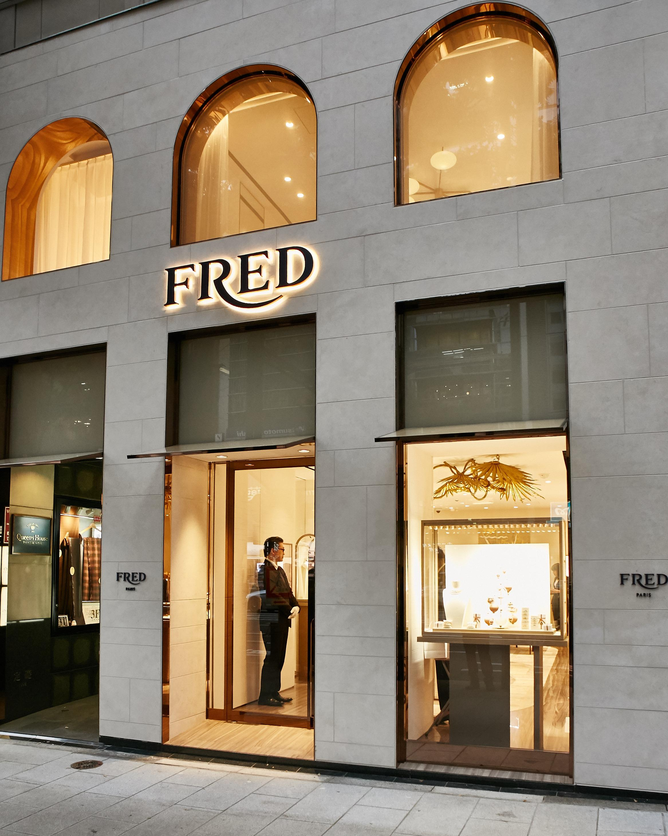 FRED Ginza main store