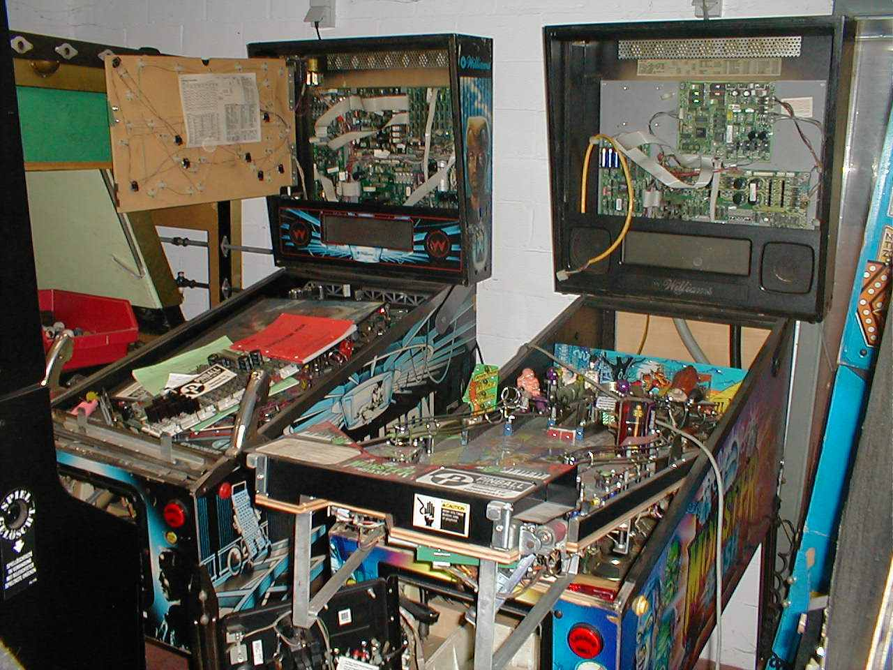 RB Pinball & Coin-Op Services image 0