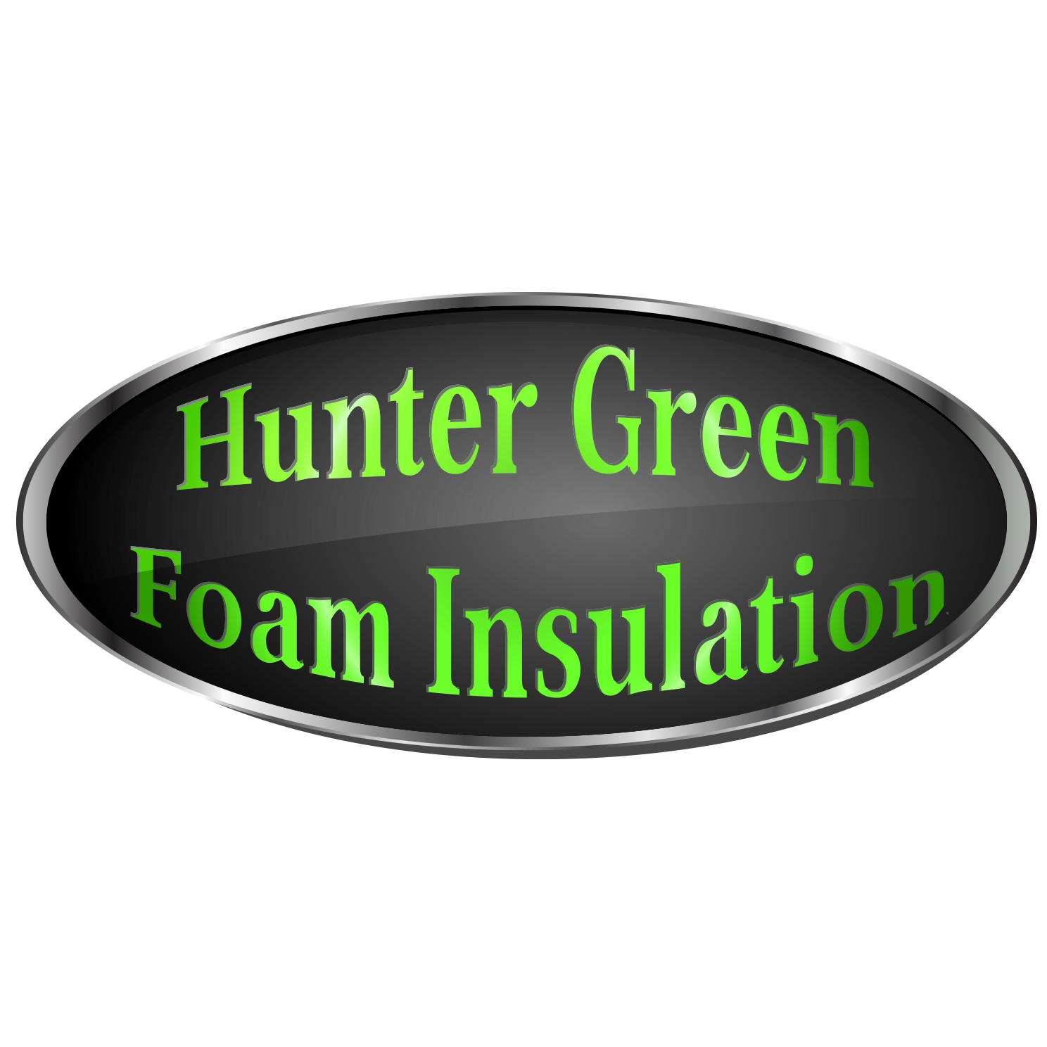 Hunter Green Foam