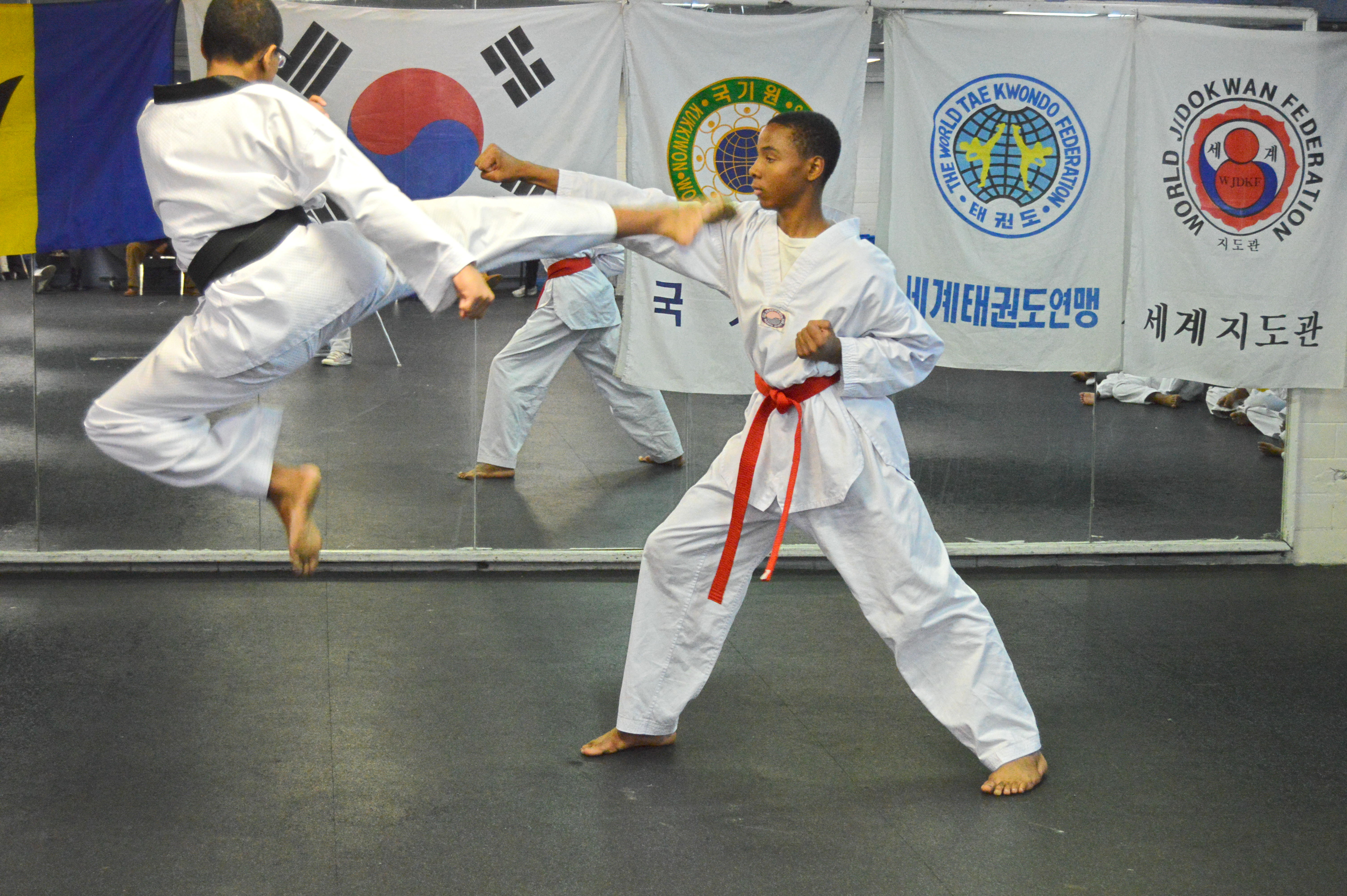 B.R.C. Taekwondo image 0