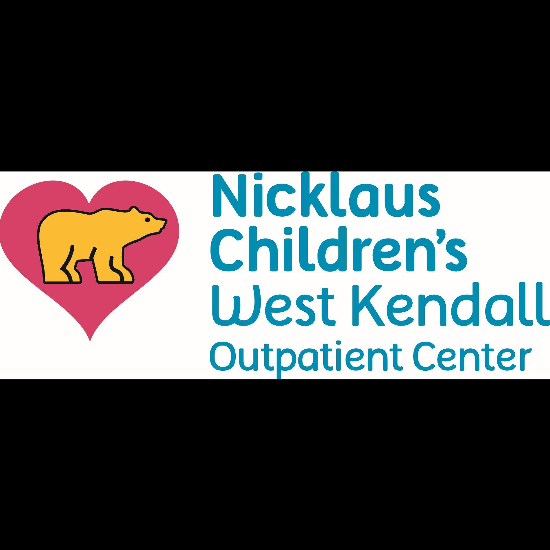 Nicklaus Children S West Kendall Outpatient Center 13400 Sw 120th
