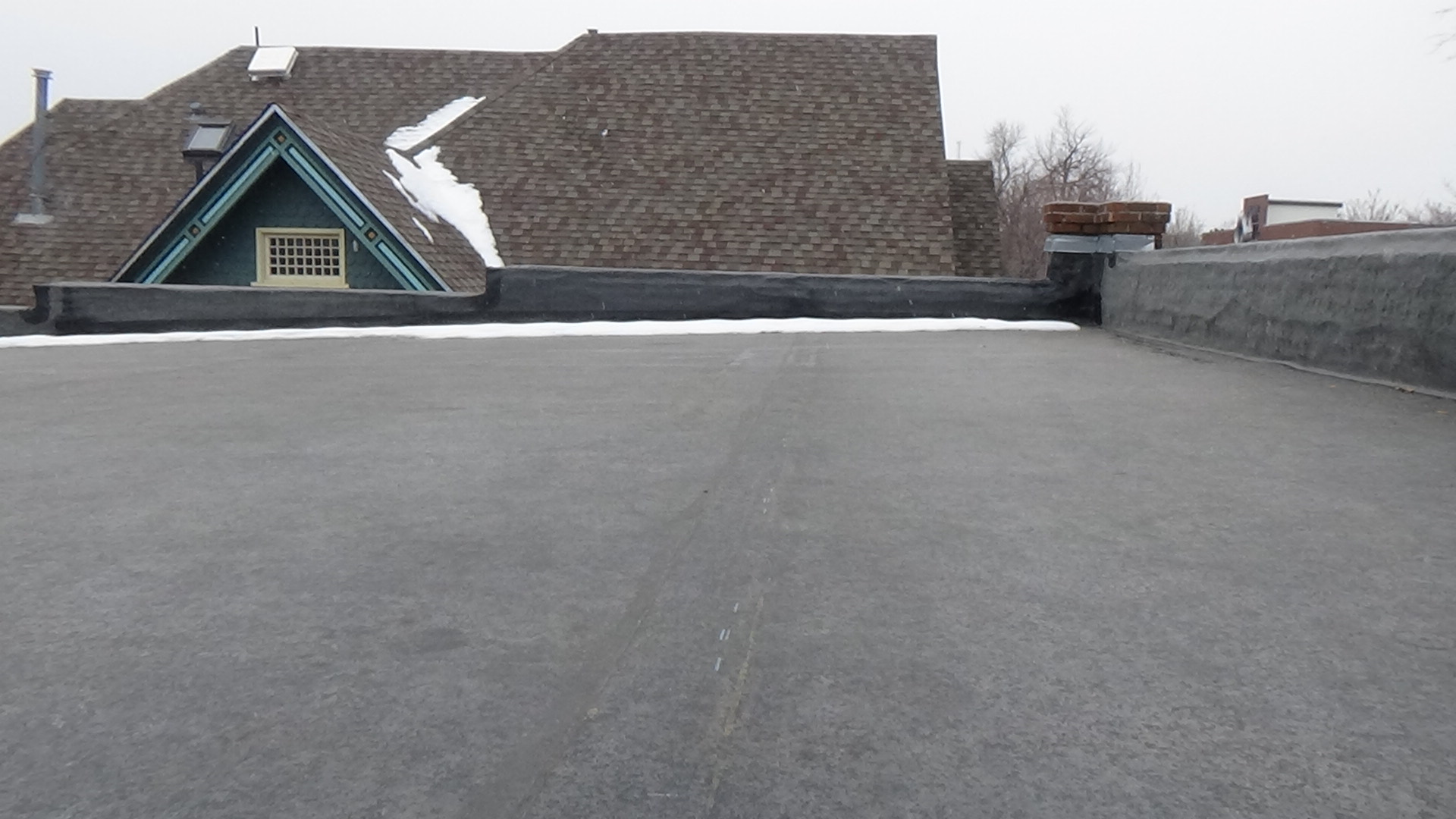 Core Contractors, Roofing Systems image 17