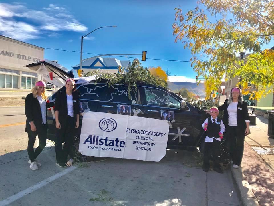 Allstate Insurance Agent: Elysha Pate image 39
