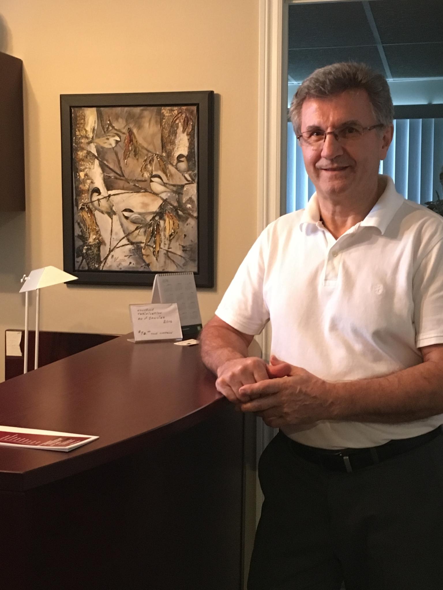 Clinique D'Orthothérapie Sainte Foy à Québec: Réception