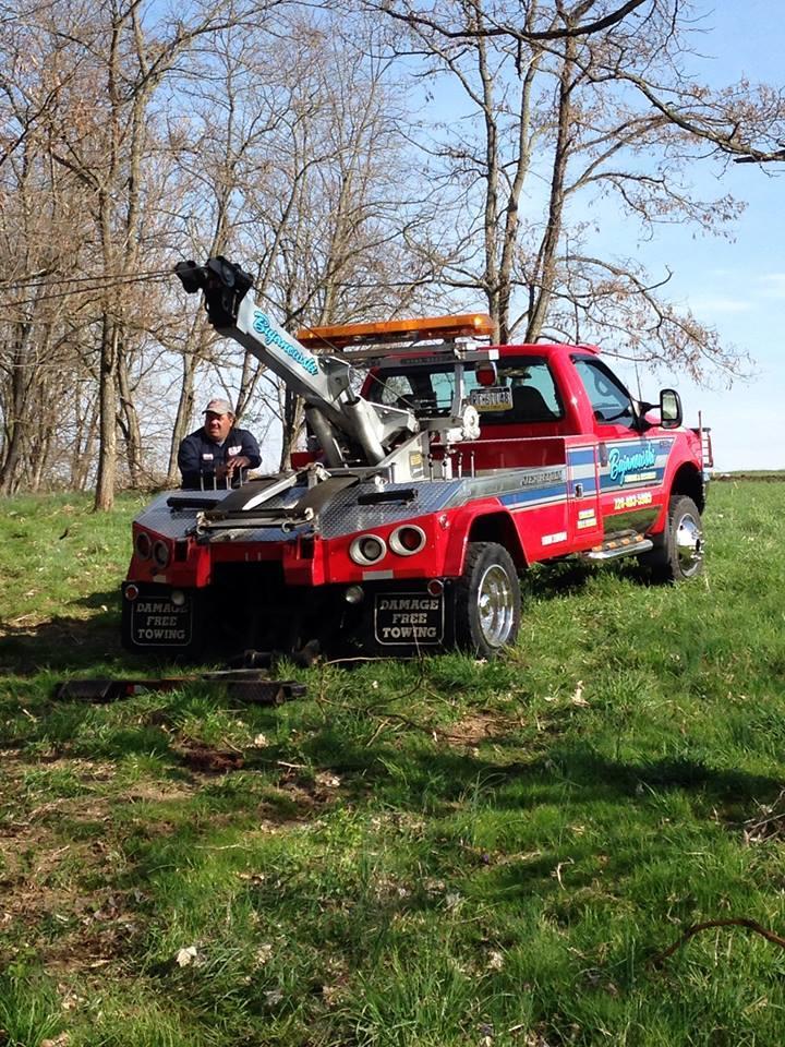 Bujanowski Towing Service image 0