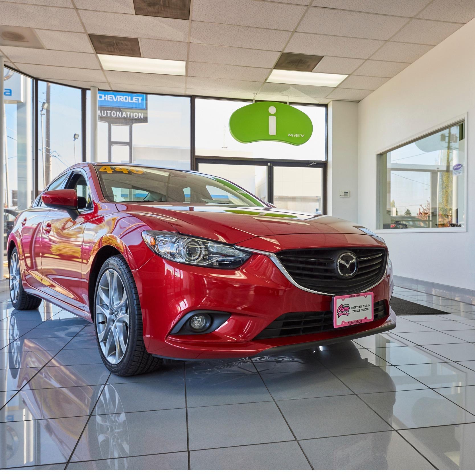 AutoNation Mazda Spokane