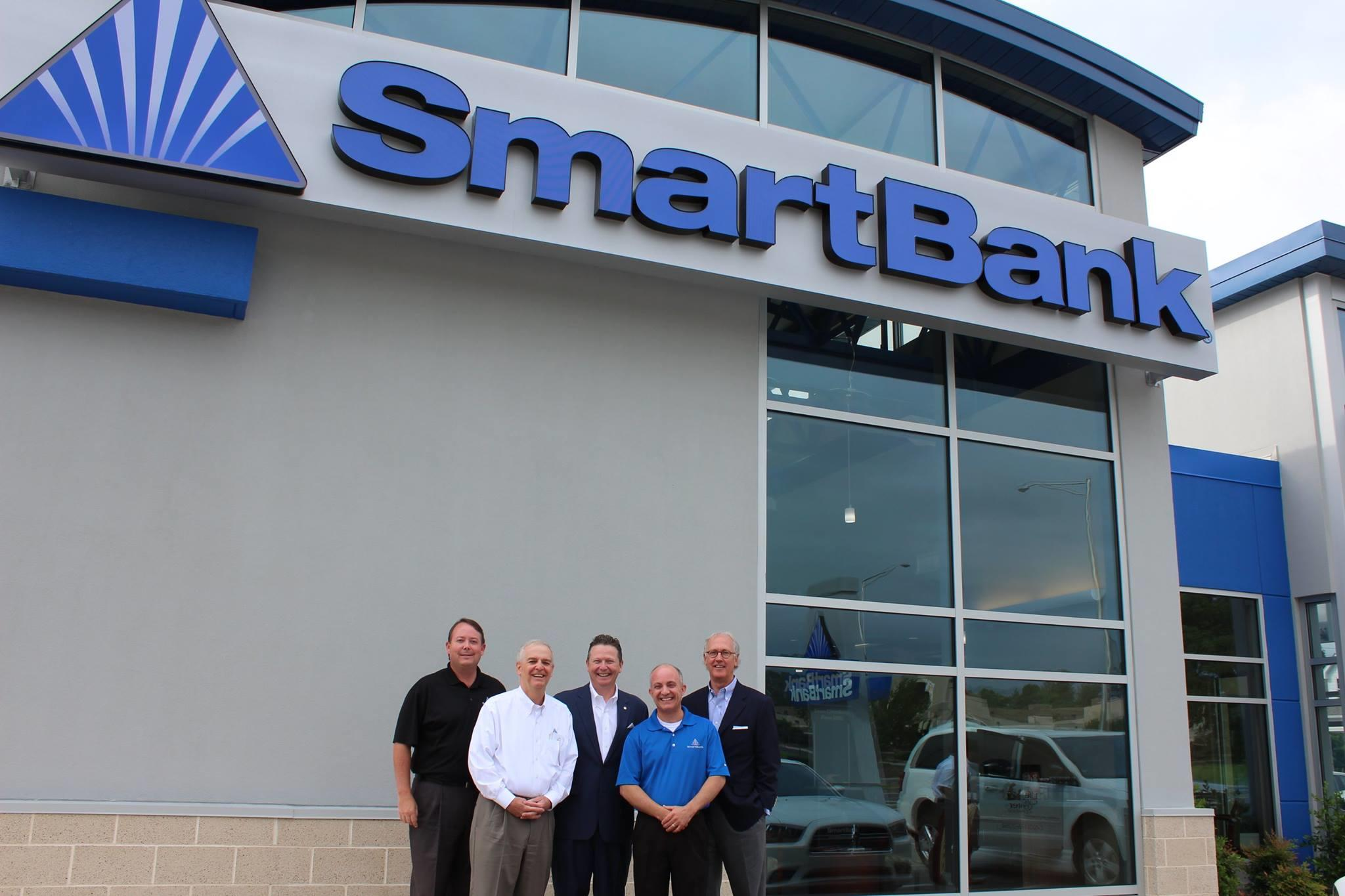 SmartBank Knoxville (Bearden) image 7