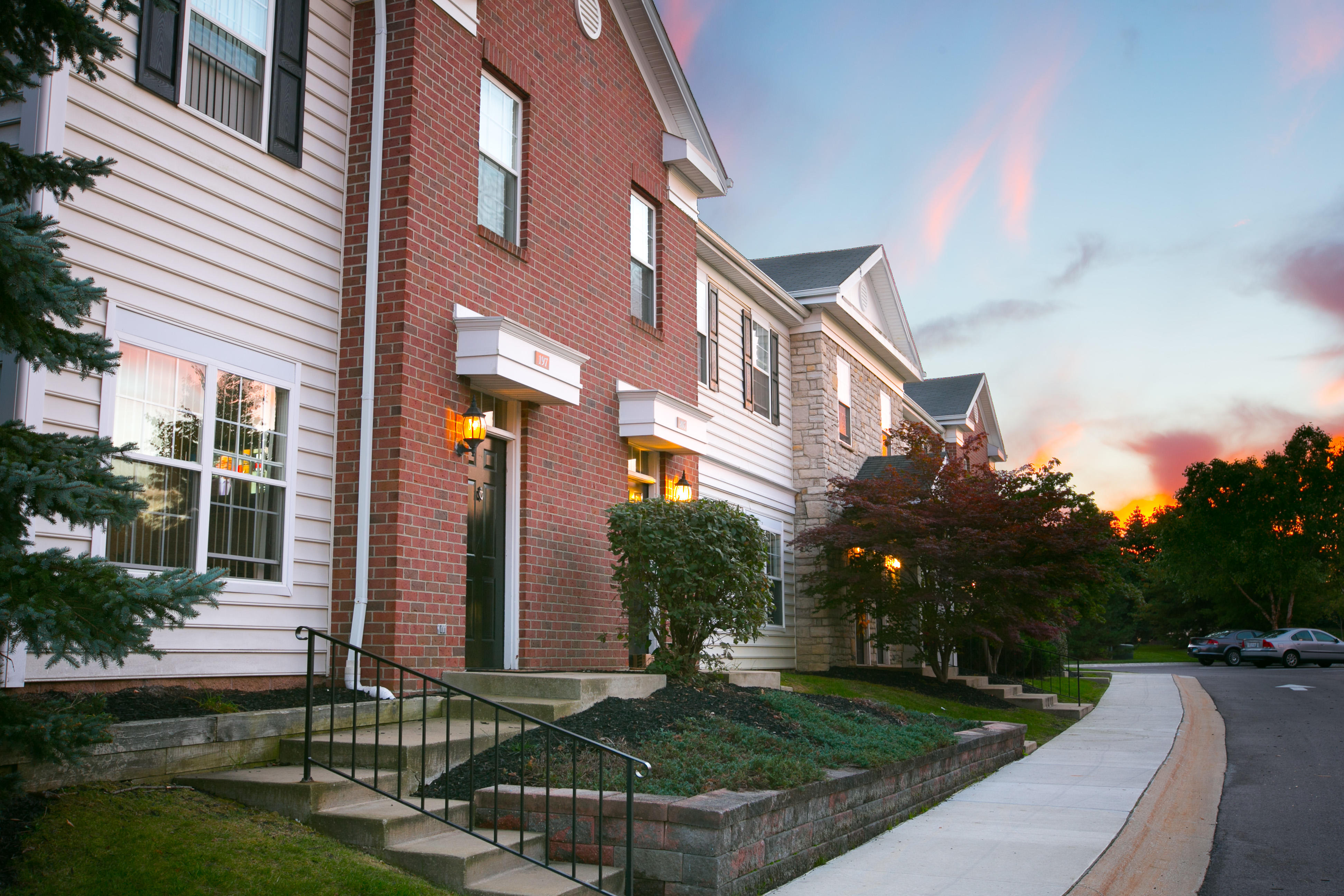 The Residence at Barrington Apartments image 1