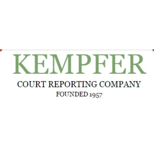 Kempfer Court Reporting Company