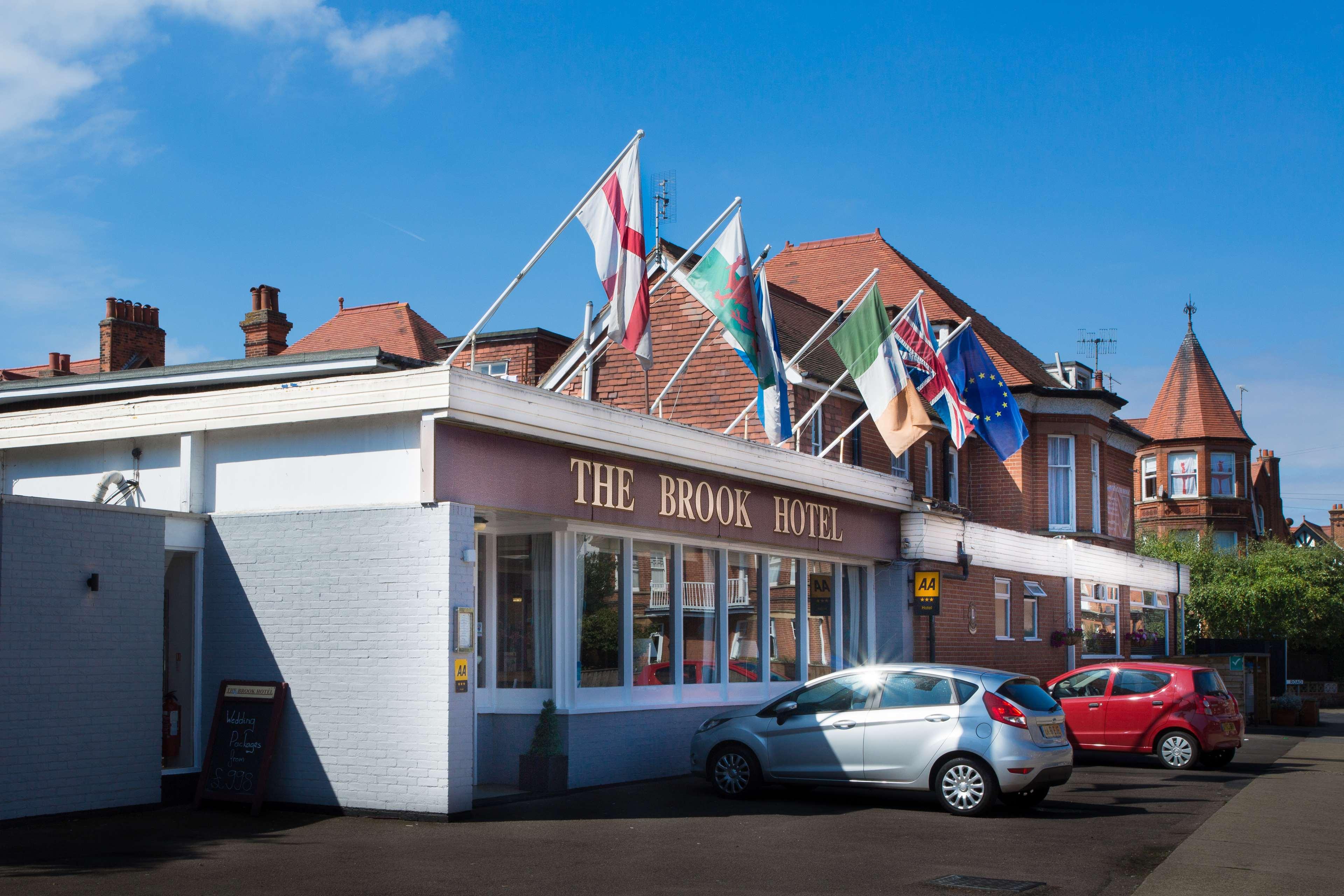 Best Western Brook Hotel Felixstowe
