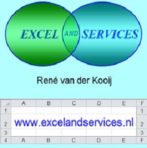 EXCELandSERVICES uw Excel specialist