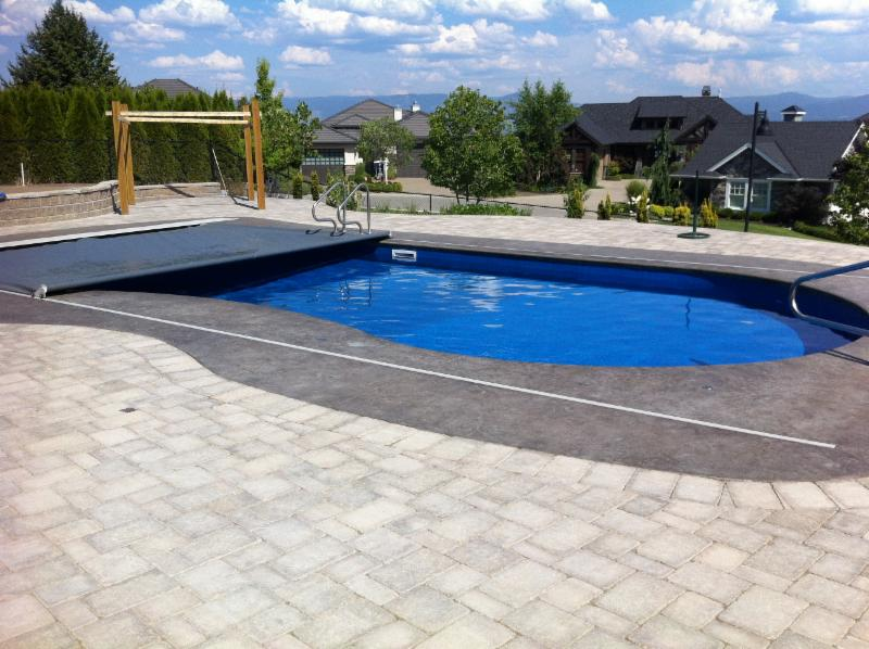 Interior pool spa kelowna bc ourbis for Pool design kelowna