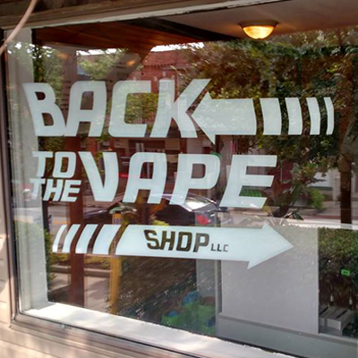 Back To The Vape Shop, LLC