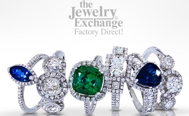 The Jewelry Exchange in New Jersey | Jewelry Store | Engagement Ring Specials image 32