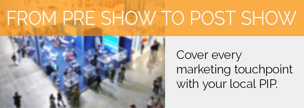 PIP Marketing, Signs, Print image 5