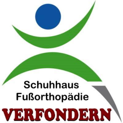 Logo von Schuhhaus Verfondern Fußorthopädie GmbH